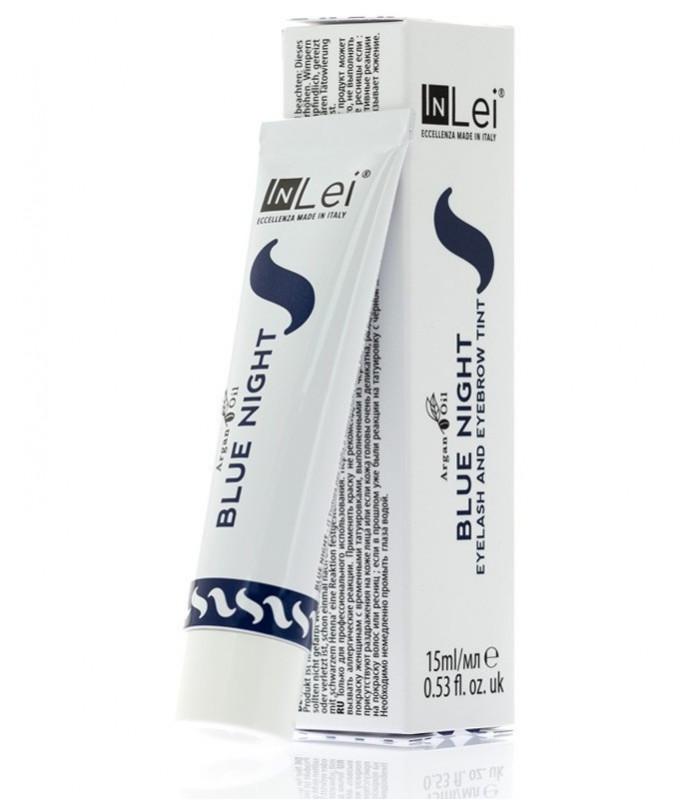 Laminierung In Lei®Blau-Schwarz Wimpern & Augenbrauenfarbe