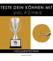 TESTE DEIN KÖNNEN mit yaLASHes (Volumentechnik)