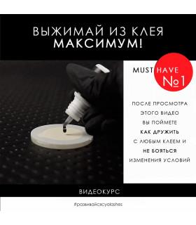 """Online-Kurse Видеокурс """"Выжимай из клея максимум! 4.0"""""""