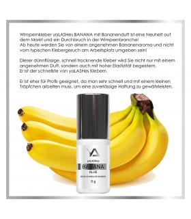 "Kleber yaLASHes ""Banana"" 5ml"