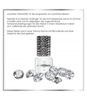 "Kleber Kleber yaLASHes ""DIAMOND"" 5ml"