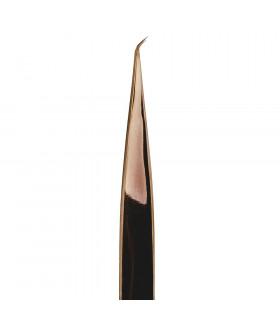 Pinzette Rose Gold L 4 yaLASHes Pinzetten PRG004