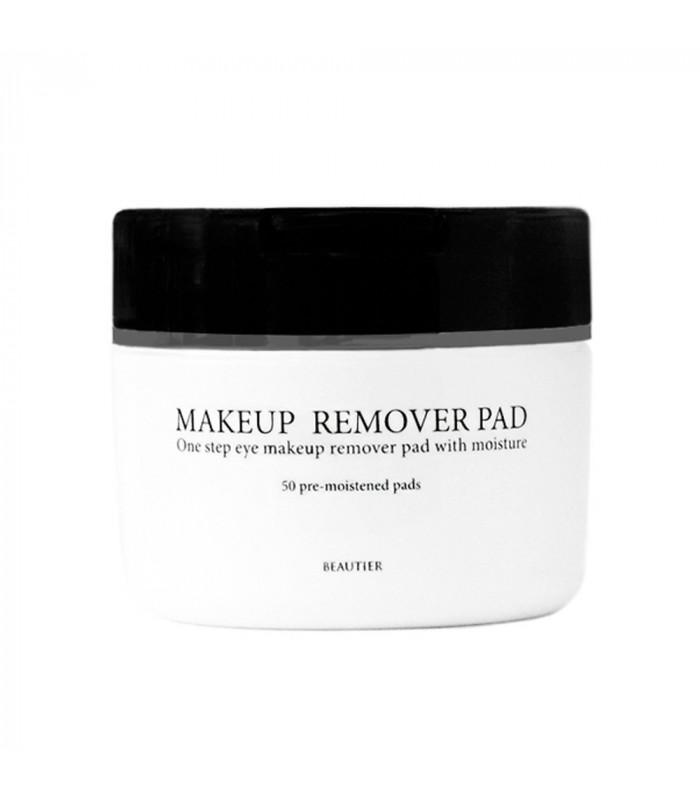 Жидкости Влажные диски для снятия макияжа Beautier
