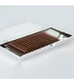 Ресницы Ресницы yaLASHes светло-коричневые Mix