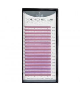 Eyelashes BEAUTIER Lavender mix