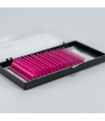Eyelashes Eyelashes BEAUTIER Pink mix