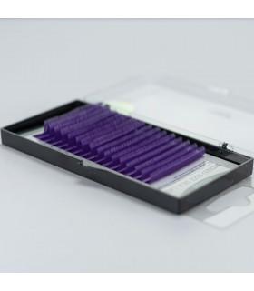 Ресницы Ресницы BEAUTIER фиолетовые MIX