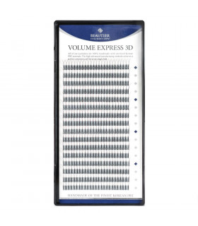 Ресницы Ресницы BEAUTIER 3D Express