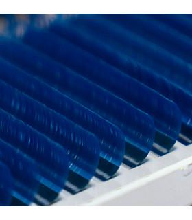 Ресницы Ресницы yaLASHes синие Mix
