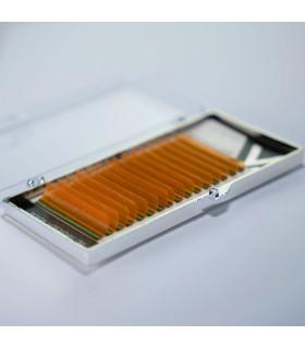 Ресницы Ресницы yaLASHes оранжевые Mix