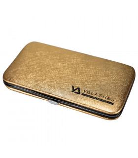 Pinzetten Pinzettencase Gold