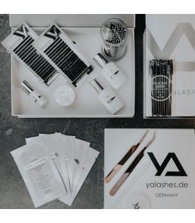 StarterSets Wimpernverlängerung Profi Set yaLASHes