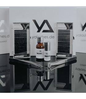 StarterSets Wimpernverlängerung Volumen Set yaLASHes