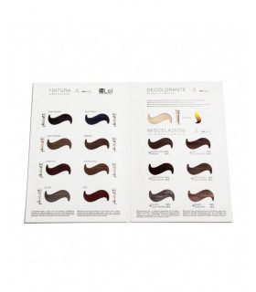 Laminierung In Lei® COLOR CHART
