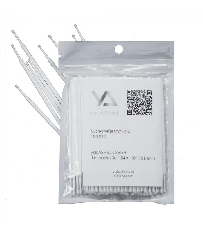 Zubehör Microbürstchen 100 Stk. yaLASHes 2mm