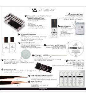 Стартовые наборы Набор для наращивания ресниц yaLASHes