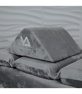 Аксессуары Подушка с эффектом памяти (велюр) - для колен