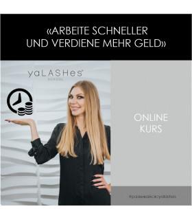 """Online-Kurse Videokurs """"Arbeite schneller und verdiene mehr Geld"""""""