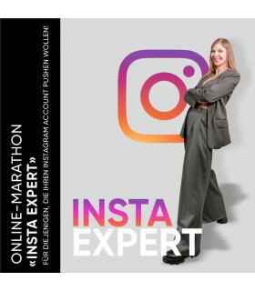 Online-Kurse Online Marathon «INSTA EXPERT»