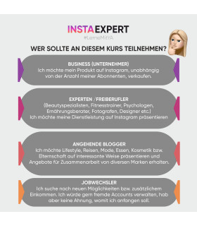 Онлайн-Курсы Online-Marathon «INSTA EXPERT»
