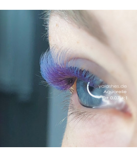 Wimpern Wimpern yaLASHes Aquarell MIX