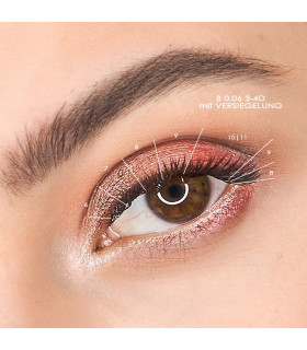Wimpern Wimpern BEAUTIER MIX B, C, D