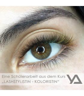 """Schulungen Exklusivkurs """"Lashstylistin - Koloristin"""""""