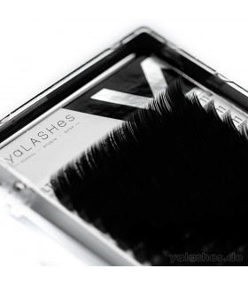 Wimpern Wimpern yaLASHes Ultra Black
