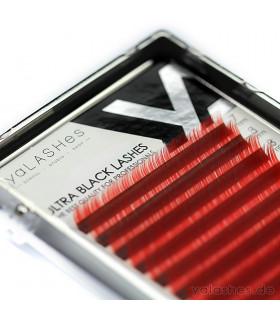 Wimpern yaLASHes RED mix yaLASHes Wimpern WYA020