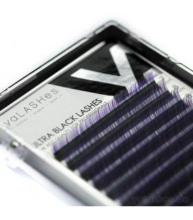 Ресницы Ресницы yaLASHes Фиолетовый/Черный Mix
