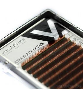 Wimpern yaLASHes Light Brown type1 mix yaLASHes Wimpern WYA032